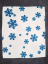 Napkin Snowflakes Different Colors - Pattern variant: Cryo snowflake